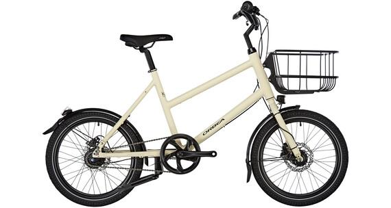 ORBEA Katu 20 - Vélo de ville - beige/blanc